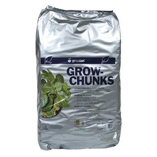 Grodan GRODAN GROW-CHUNKS, 2 cu ft, 3 Case single
