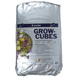 Grodan GRODAN GROW-CUBES, 2 cu ft, 3 Case single