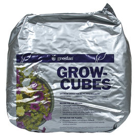 Grodan GRODAN GROW-CUBES, cu ft, 6 Case single