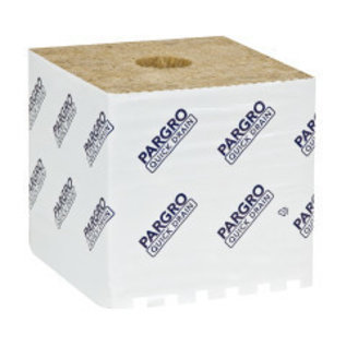 "Grodan GRODAN Pargro QD BIGGIE Block, 6"" x 6"" x 6"", 64 Case single"