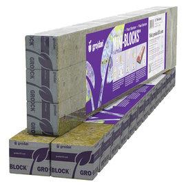 """Grodan GRODAN Starter MINI-BLOCKS, 1.5"""", 45 pk, 50 Case single"""