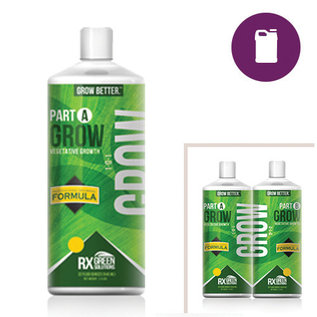 Rx Green Solutions RX Green Solutions Grow A Concentrate - 1 Quart