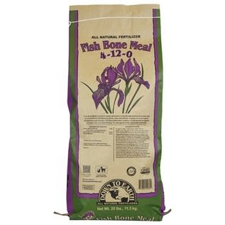 Down To Earth Down To Earth Fish Bone Meal - 25 lb