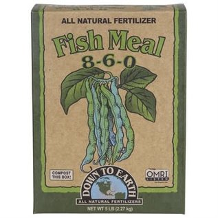 Down To Earth Down To Earth Fish Meal, 5 lb