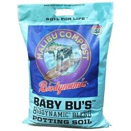 Malibu Compost MALIBU COMPOST 12QT BABY BU'S POTTING BIODYNAMIC  SOIL