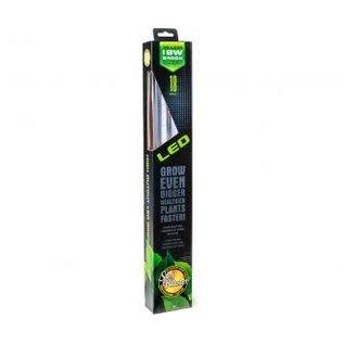 "SunBlaster 18"" SunBlaster 36-LED High Output 6400K 18W Strip Light"