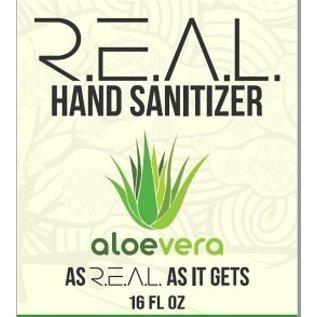 R.E.A.L. REAL Hand Sanitizer 16oz