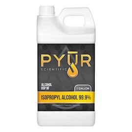 Pyur Pyur Scientific ISO Alcohol 99.9% IPA (1 Gallon)