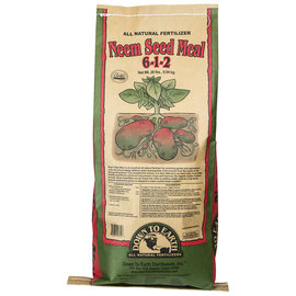 Down To Earth Down To Earth Neem Seed Meal - 20 lb