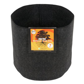 Gro Pro Gro Pro Essential Round Fabric Pot - Black 7 Gallon