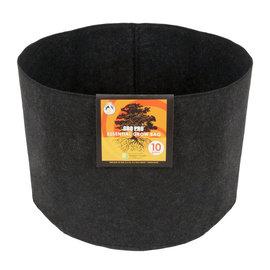 Gro Pro Gro Pro Essential Round Fabric Pot - Black 10 Gallon