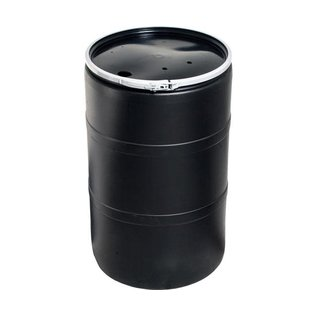 Active Aqua 55 Gallon Drum w/Drilled Lid & Lock
