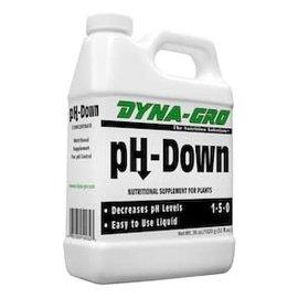 Dyna-Gro Dyna-Gro pH-Down 1 Qt.
