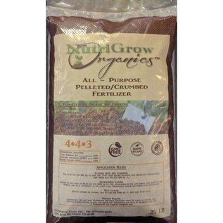 Build A Soil BuildASoil NutriGrow Organics Chicken Manure 25 LB bag