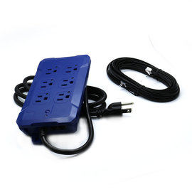 TrolMaster TrolMaster Aqua-X Control Board 110V, 6 individual 110V controlled output (1.5A per outlet) for pump control