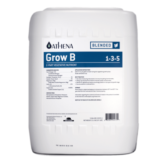 Athena Athena Grow B 5 Gallon