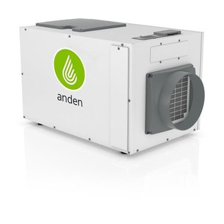 Anden / Aprilaire Anden Industrial Dehumidifier, 130 Pints/Day