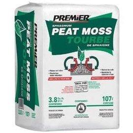 Build A Soil BuildASoil Canadian Sphagnum Peat Moss 3.8 cu ft.
