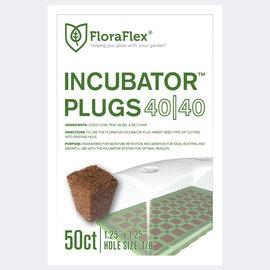 FloraFlex FloraFlex Incubator 40/40 Coco Plugs 50 pk