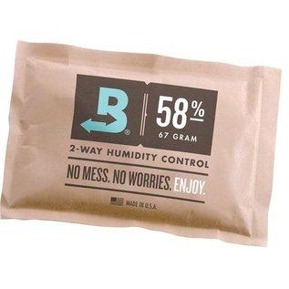 Boveda Inc Boveda 58% RH, 67 Grams, case of 100