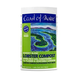 Coast of Maine Coast of Maine Quoddy Blend Lobster Compost 1cf