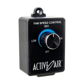 Active Air Active Air Duct Fan Speed Adjuster