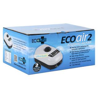 EcoPlus Eco Air 2 Two Outlet - 3 Watt 126 GPH