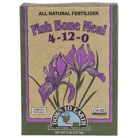 Down To Earth Down To Earth™ Fish Bone Meal 4 - 12 - 0