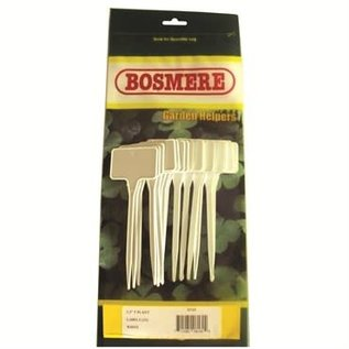 """Bosmere Bosmere® """"T"""" Plant Labels 5.5in -24pk"""