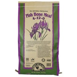 Down To Earth Down To Earth™ Fish Bone Meal 4-12-0 50lb