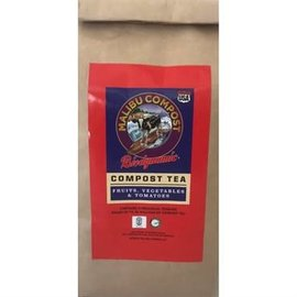 Malibu Compost Malibu Compost Compost Tea for Fruits, Vegetables & Tomatoes - Fruit and Vegetables - 4pk / 4 Single-Use Teabags