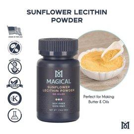 Magical Butter MagicalButter Sunflower Lecithin Powder 1.76 oz