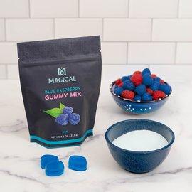 Magical Butter MagicalButter Blue Raspberry Gummy Mix