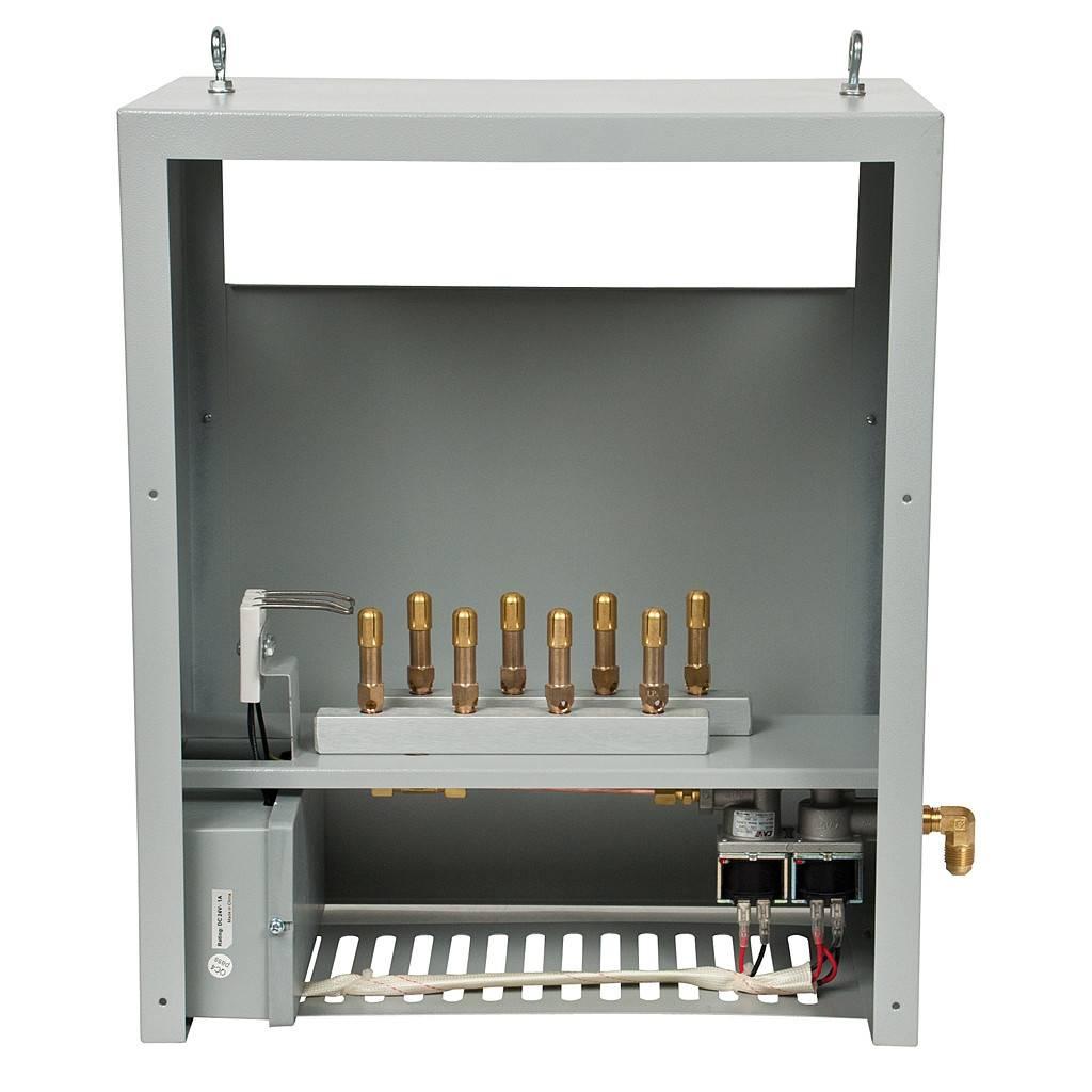 Blueprint Controllers CO2 Generator LP, CGLP-8