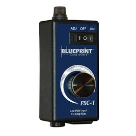 Blueprint Controllers Fan Speed Controller, FSC-1
