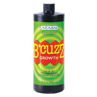Atami B'cuzz Growth Stimulator, qt