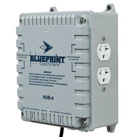 Blueprint Controllers HID Hub 4 Site HUB-4