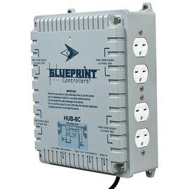 Blueprint Controllers HID Hub 8 Site, HUB-8C