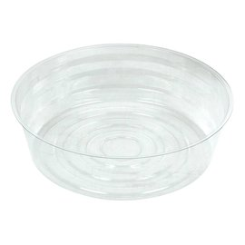 bond Clear Vinyl Saucer Deep, 10