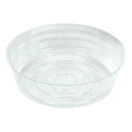 Clear Vinyl Saucer Deep, 10