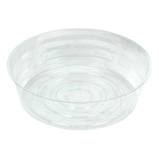 bond Clear Vinyl Saucer Deep, 10