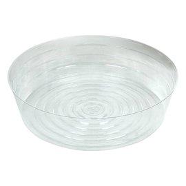 Clear Vinyl Saucer Deep, 14