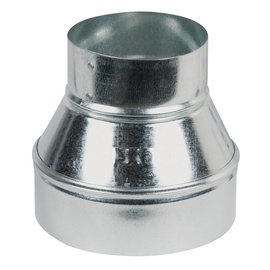 "Ideal Air Ideal-Air Duct Reducer, 6"" x 4"""