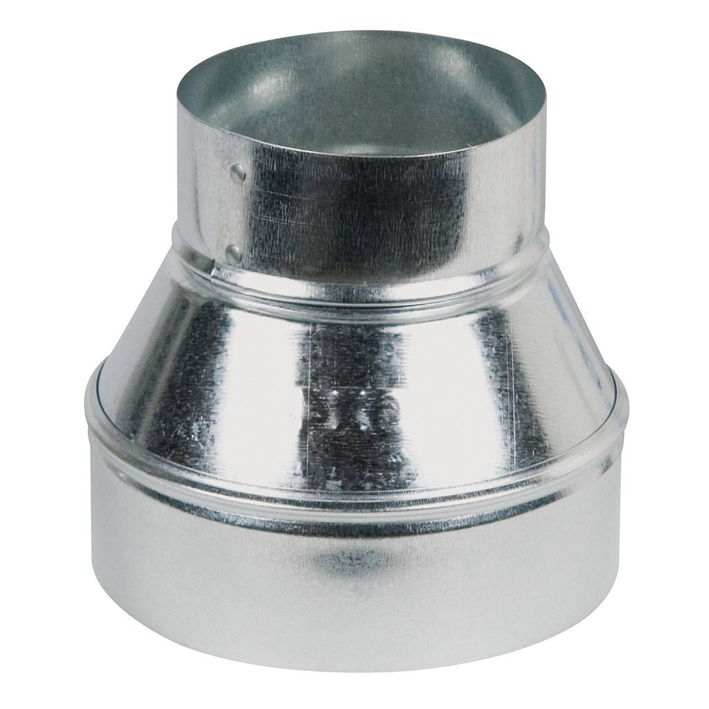Ideal Air Duct Reducer 6 X 4