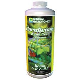 General Hydroponics GH Floralicious Grow, qt