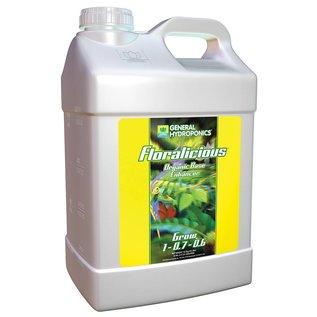 General Hydroponics General Hydroponics Floralicious Grow, 2.5 gal