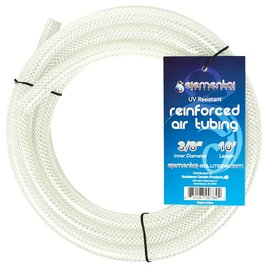 "Elemental Solutions O2 Reinforced Air Tubing 3/8"", 10"