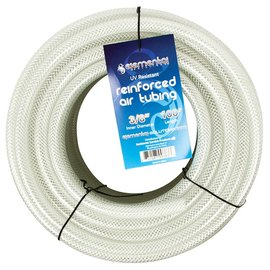 """Elemental Solutions Elemental Solutions O2 Reinforced Air Tubing 3/8"""", 100'"""