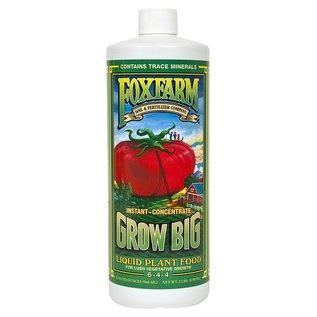 Fox Farm FoxFarm Grow Big Liquid Plant Food, qt