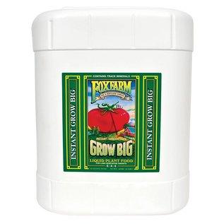 Fox Farm FoxFarm Grow Big Liquid Plant Food, 5 gal